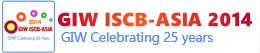 GIW / ISCB-Asia 2014