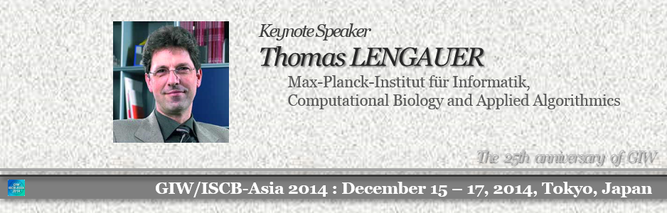 key3 - Thomas Lengauer